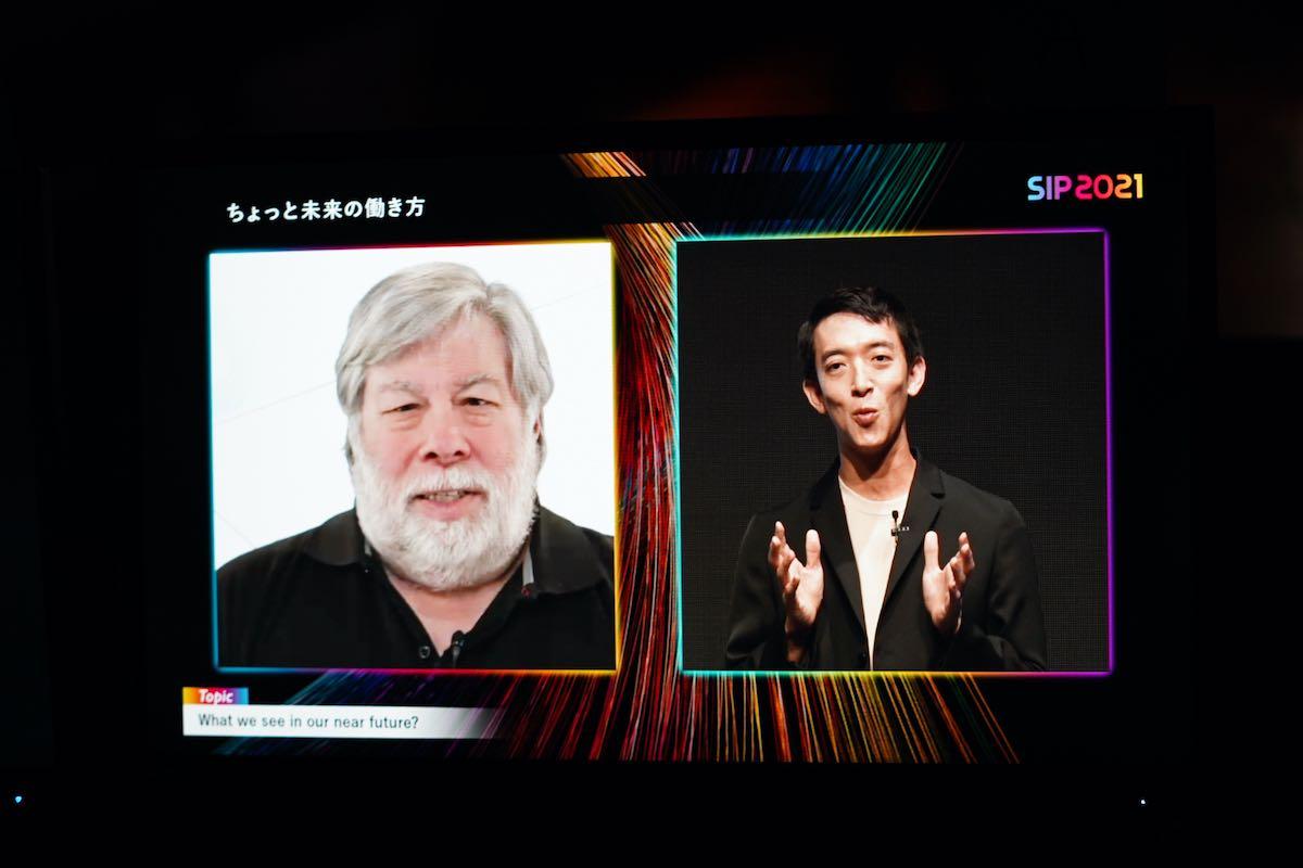 Steve Wozniak at SIP, Contactless Golf: News from Japan Summer Wrap-up